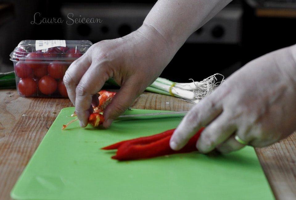 Preparare Quesadilla mexicană 2