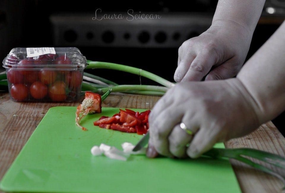 Preparare Quesadilla mexicană 3