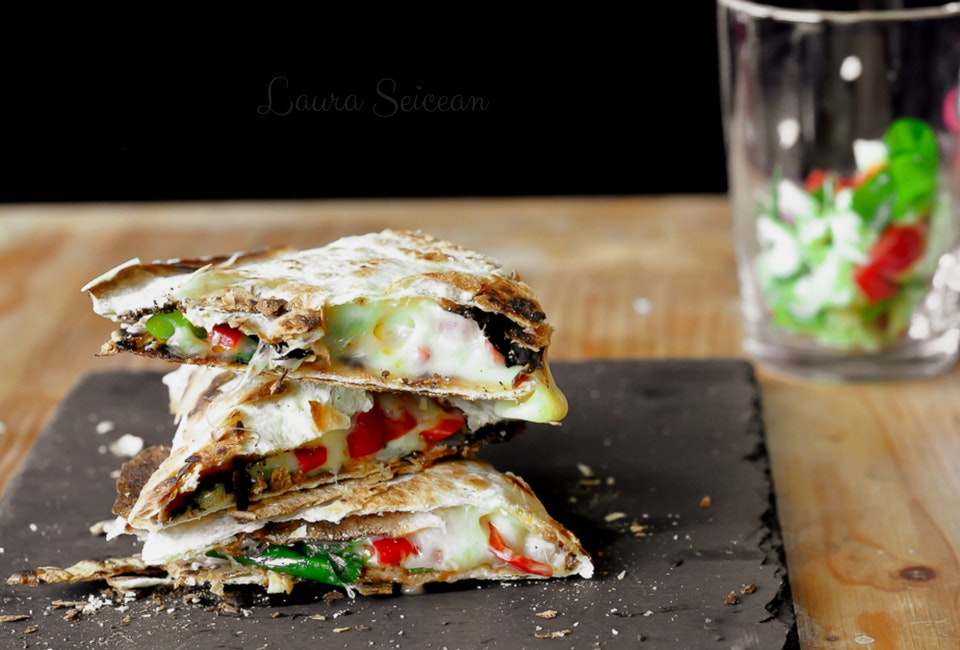 Quesadilla mexicană