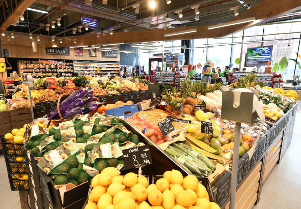 lansare mega image timisoara legume fructe