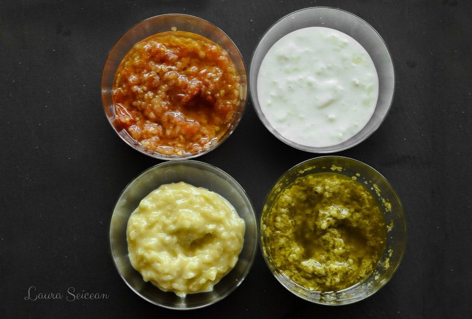 Preparare Mujdei de usturoi preparat în 5 variante diferite 14