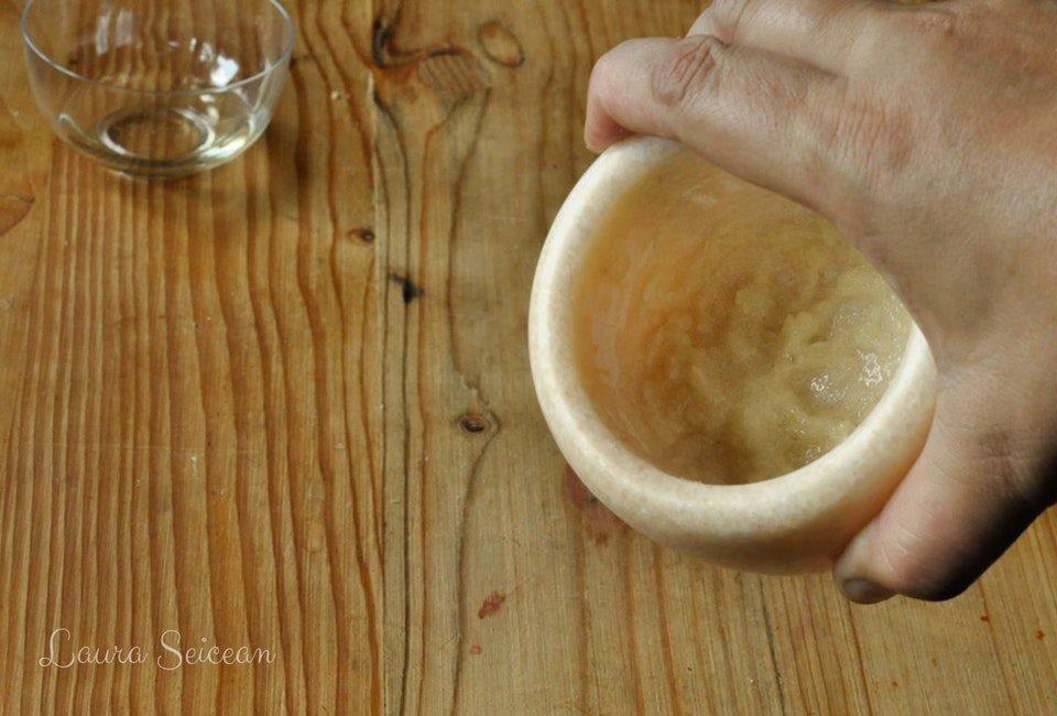 Preparare Mujdei de usturoi preparat în 5 variante diferite 9