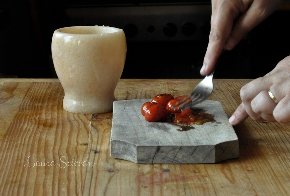 Preparare Mujdei de usturoi preparat în 5 variante diferite 20