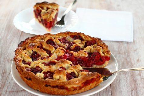 tarta cu cirese sau visine reteta pas cu pas cu poze cum se face o tarta cu cirese placinta cu visine sau cirese si aluat fraged
