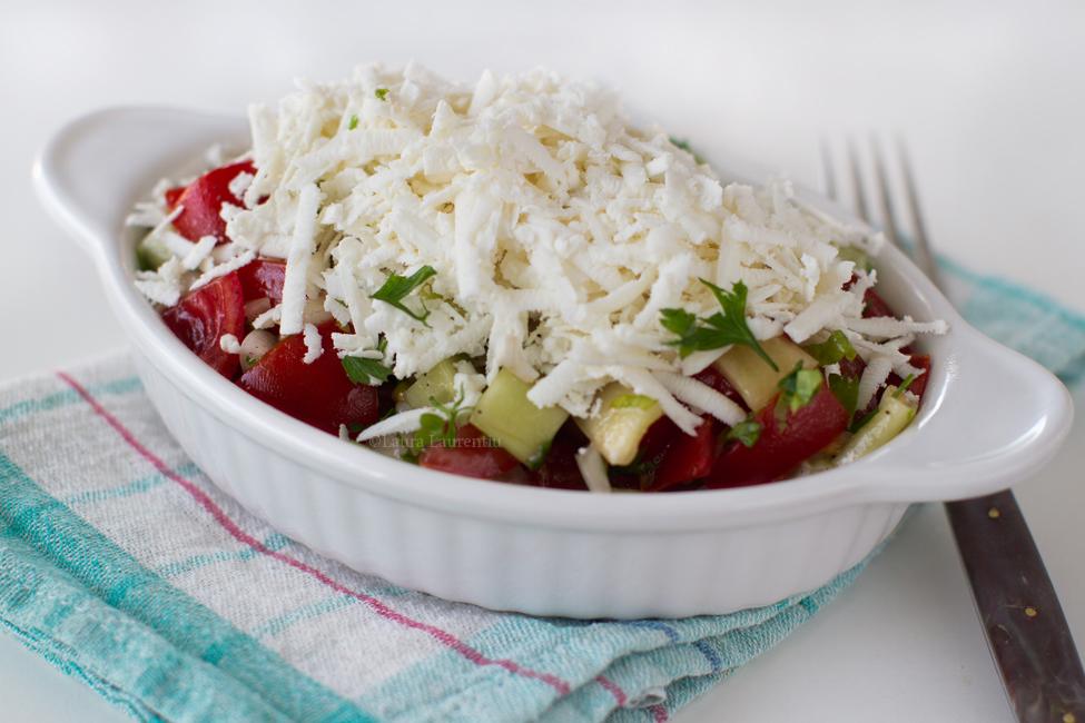 Salată bulgărească
