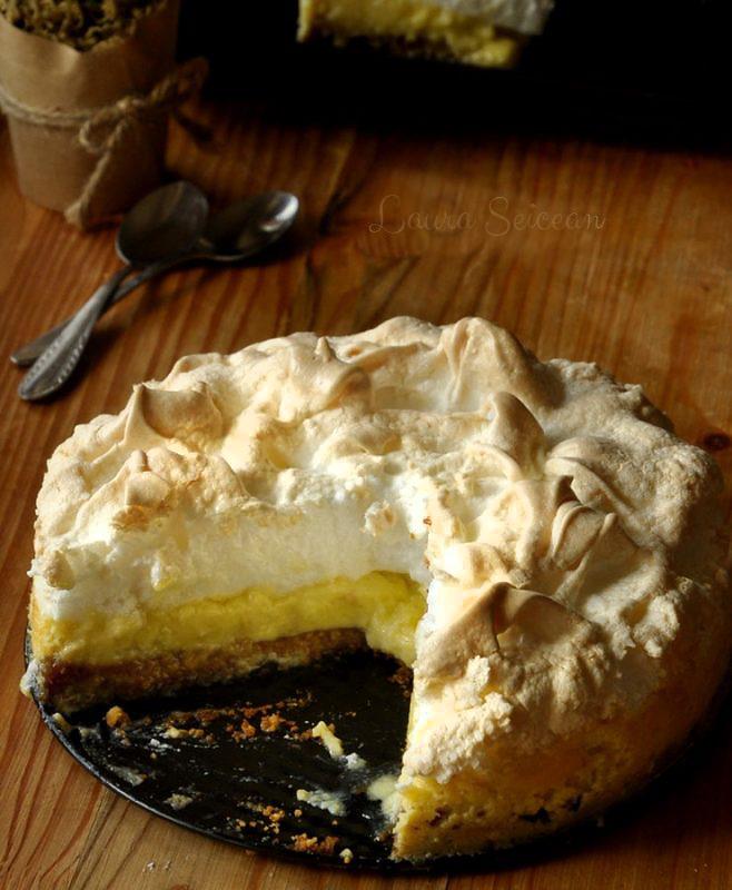 tarta cu lamaie si bezea sectiune reteta de tarta de lamaie cu bezea pas cu pas