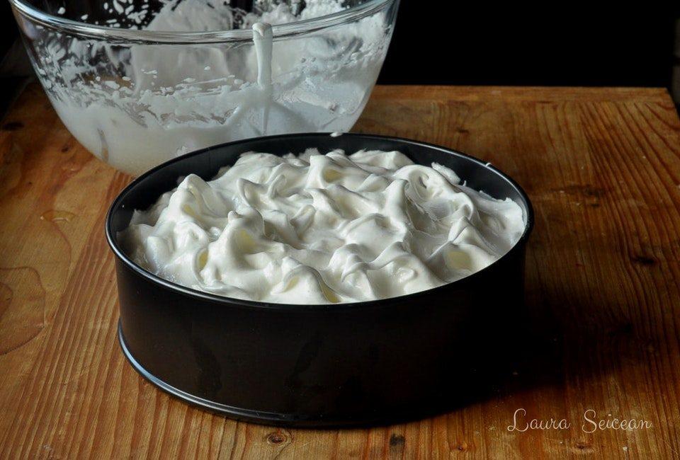 Preparare Tarta de lămâie cu bezea 10
