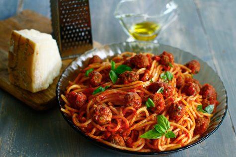 Spaghete cu chifteluțe – rețeta de spaghetti con le polpettine