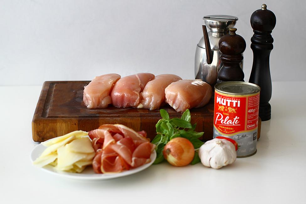 involtini de pui in sos de rosii reteta ingrediente