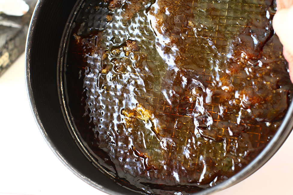 prajitura rasturnata cu prune caramelizate reteta pas cu pas imbracare forma caramel