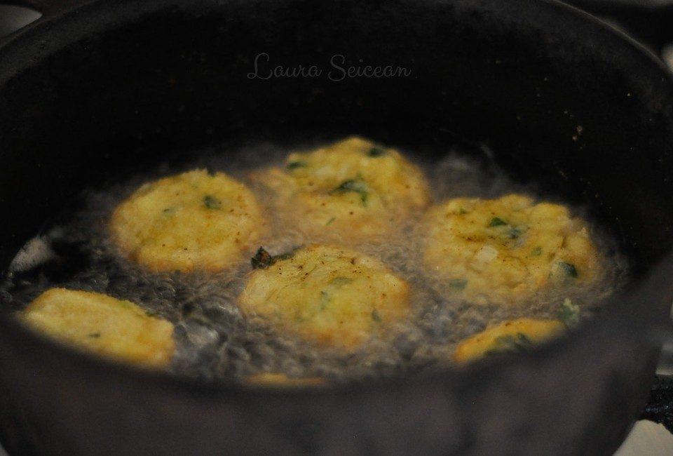 Preparare Chiftele de legume 10