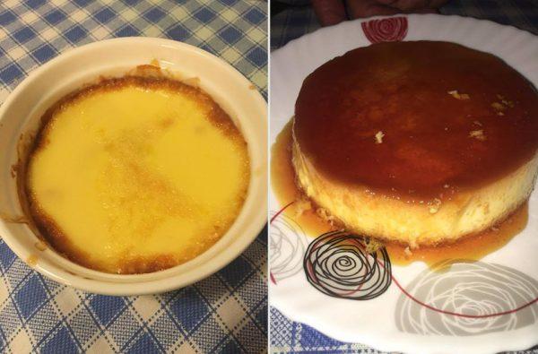 Cremă de zahăr ars încercată de Alexxa Stancu