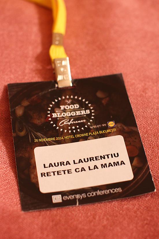 Food Bloggers Conference 2014, așa cum s-a văzut prin ochii mei