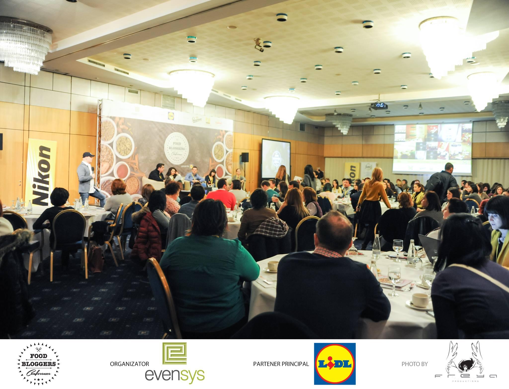 Preparare Food Bloggers Conference 2014, așa cum s-a văzut prin ochii mei 3