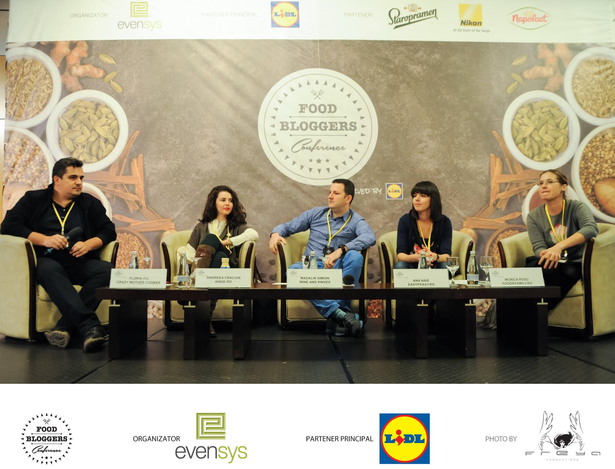 Preparare Food Bloggers Conference 2014, așa cum s-a văzut prin ochii mei 4