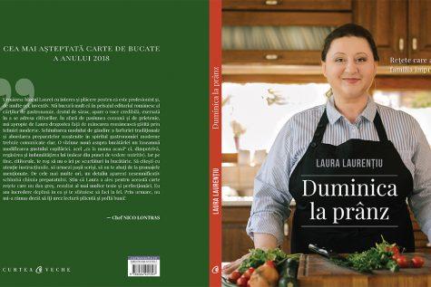 Duminica la prânz – carte semnată Laura Laurențiu – precomandă acum!