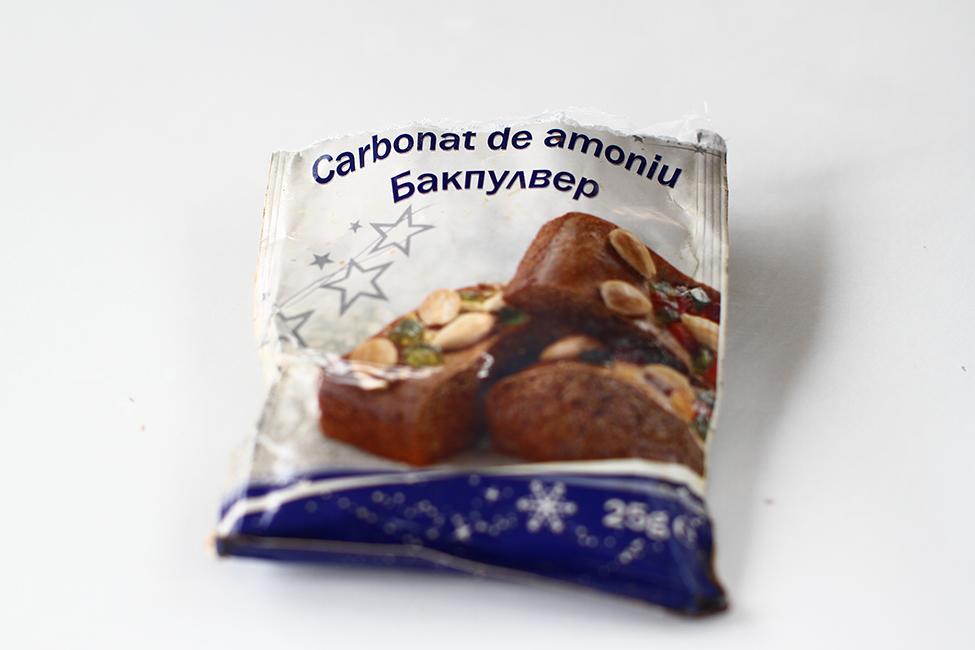 amoniac pentru prajituri carbonat de amoniu alimentar