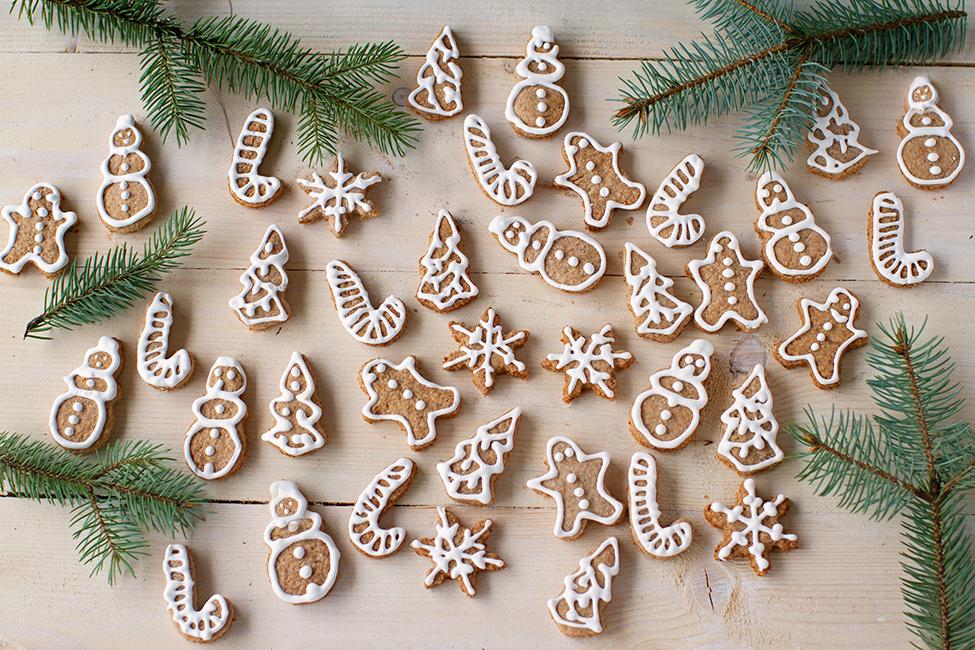 Fursecuri simple pentru Moș Crăciun