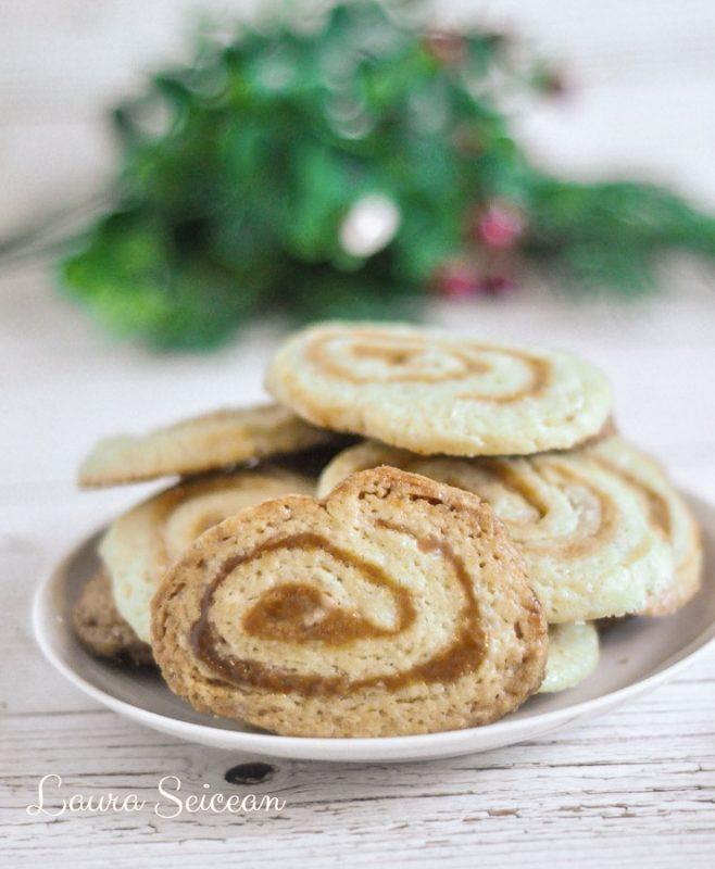 fursecuri spirala cu dulce de leche reteta fursecuri cu crema caramel