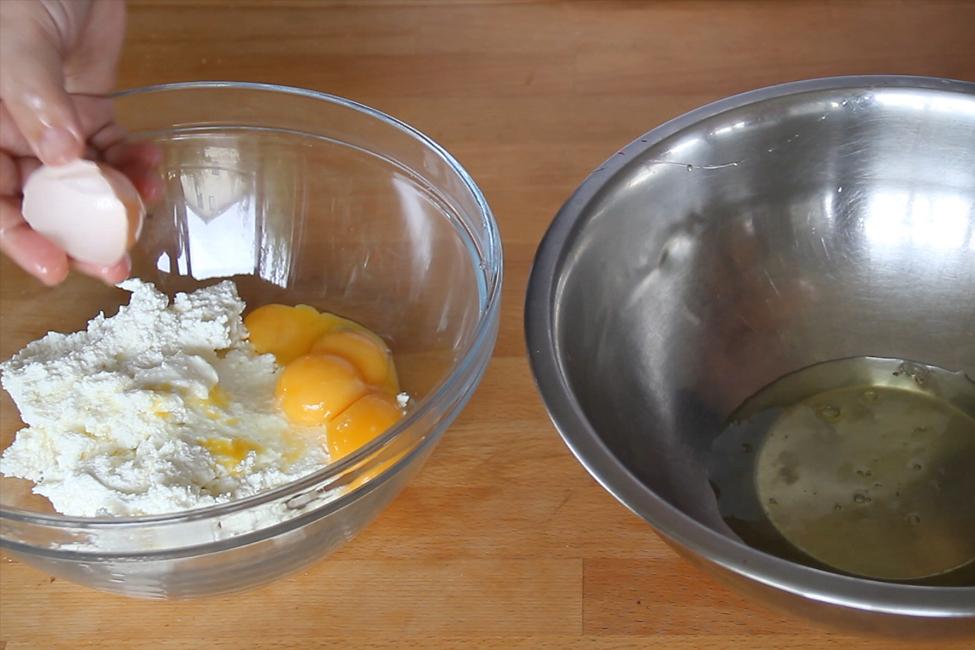 branza de vaci si oua reteta budinca de paste cu branza dulce