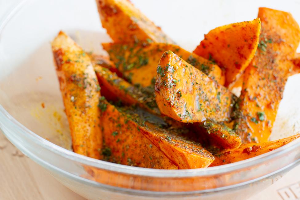 condimentarea cartofilor dulci
