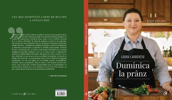Duminica la prânz de Laura Laurentiu carte de bucate