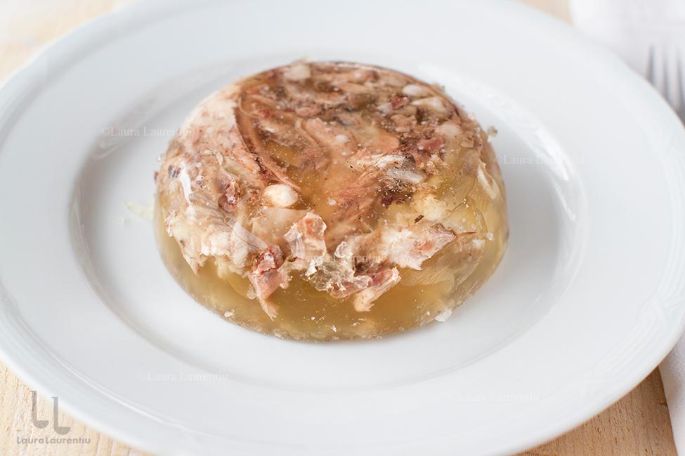 piftie de porc reteta laura laurentiu