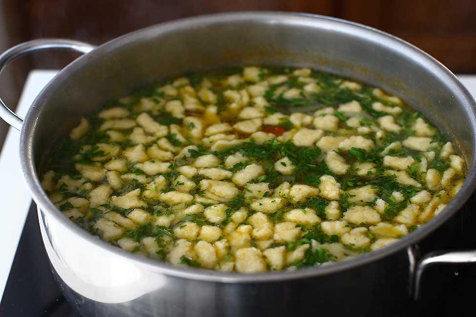 reteta ciorba de gulii supa de gulii reteta