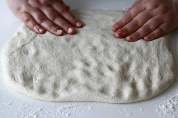 modelare paine panini paine pentru kebab