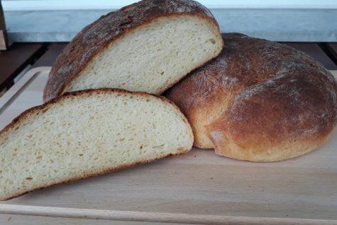 Pâine de casă cu cartofi încercată de Ruth Ruth