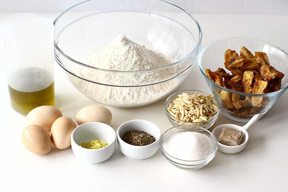 ingrediente pentru biscuiti fragezi cu jumari si anason