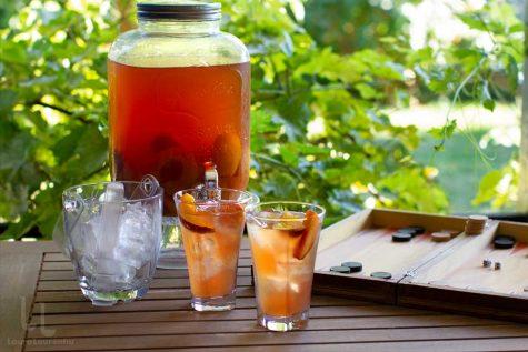 ice tea cu piersici fara zahar reteta simpla laura laurentiu