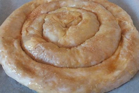 Plăcintă cu dovleac încercată de Neagu Georgeta