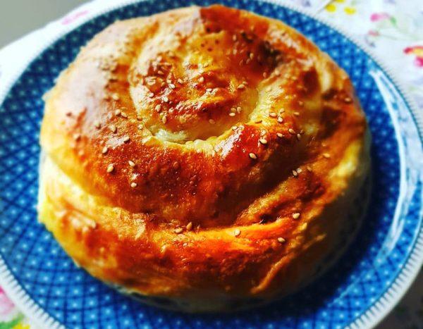 Plăcinte turcești cu brânză încercate de Irina Baiesh
