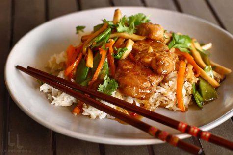 Porc cu legume în stil chinezesc rețetă simplă și rapidă