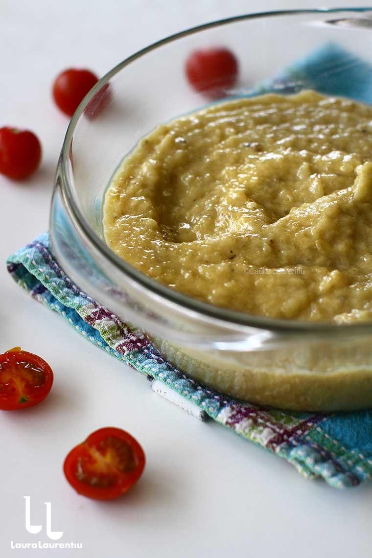 salata de vinete cu dovlecei reteta salata de vinete cu dovlecel reteta laura laurentiu