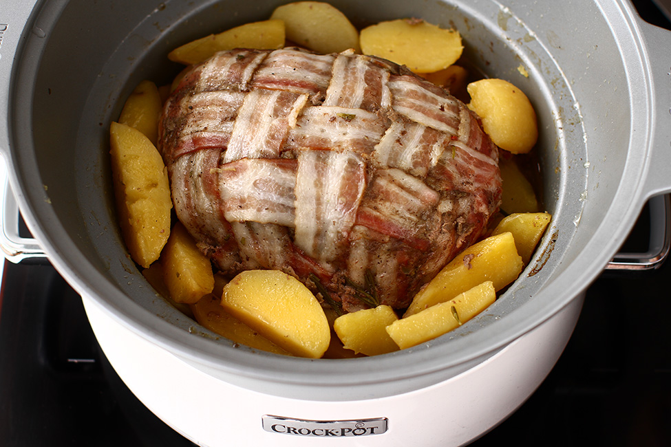 chifteaua gatita in slow cooker