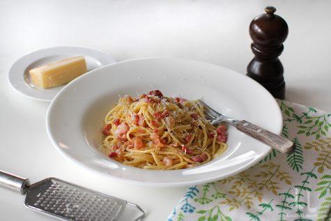 spaghete carbonara reteta adevarata spaghetti carbonara reteta originala