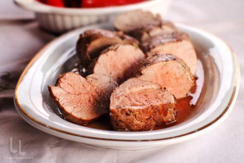 Mușchiuleț de porc la cuptor rețeta cu toate secretele