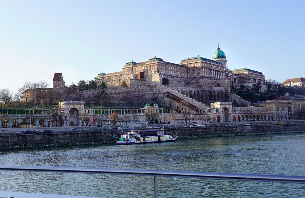 Kiraly palata Budapest