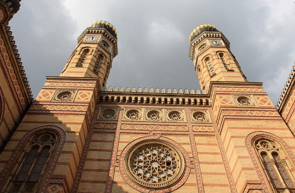 marea sinagoga din budapesta