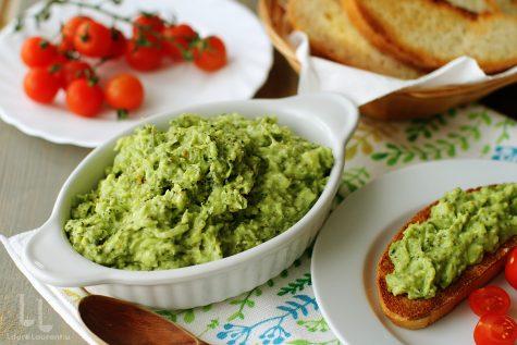 Salată de broccoli cu maioneză de avocado, rețetă de post