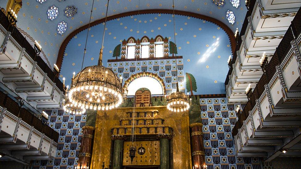 sinagoga ortodoxa budapesta