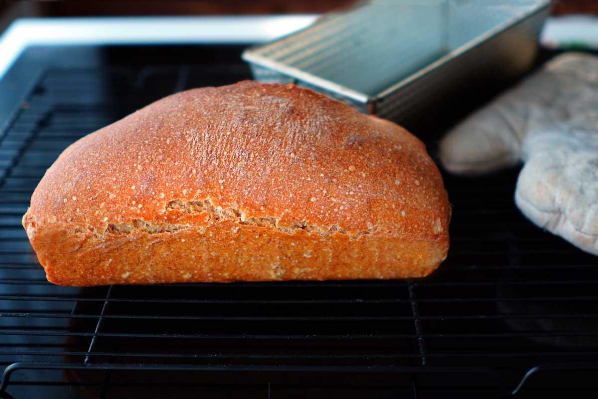 paine cu drojdie de stafide fermentate reteta