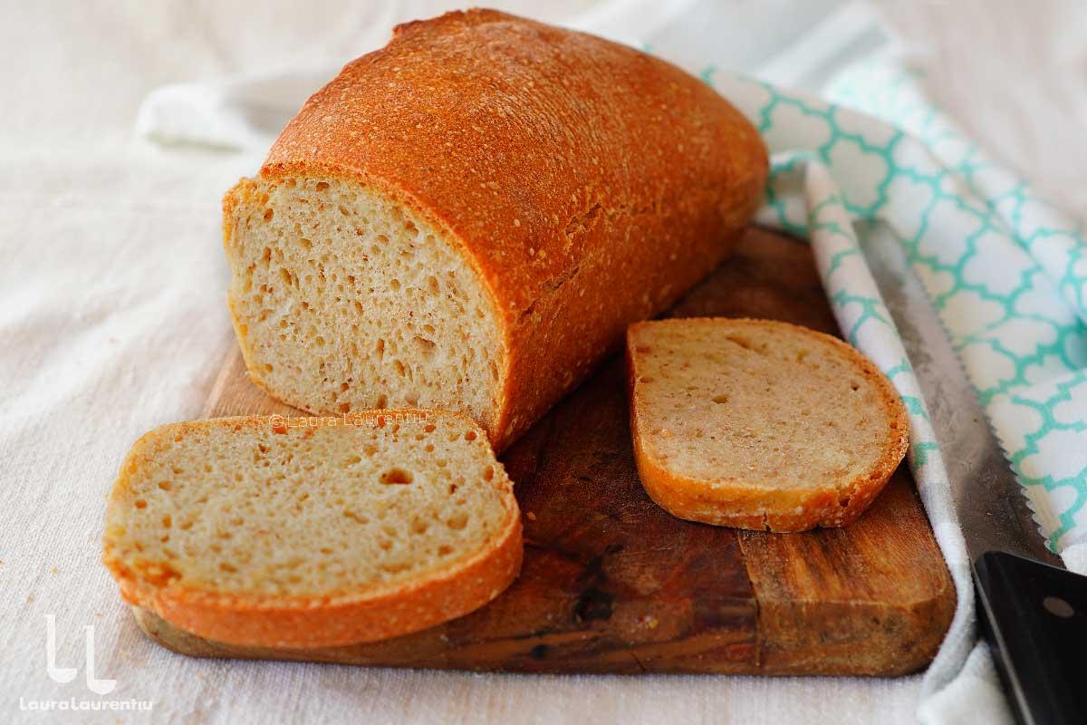 Pâine dospită fără drojdie din comerț - cum să faci propria drojdie din stafide