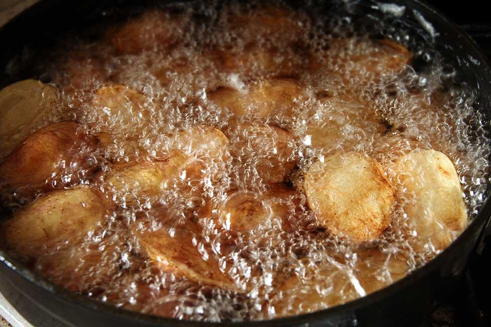 prajirea cartofilor
