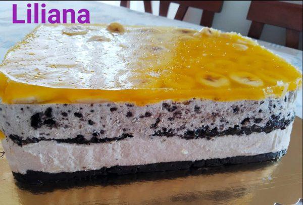 Prăjitura Banoreo încercată de Maciucas Anuta Liliana