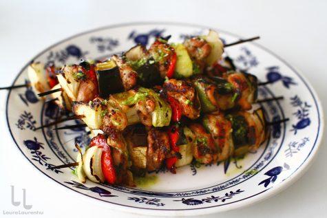 frigarui de pui cu legume reteta frigarui de pui marinat pas cu pas