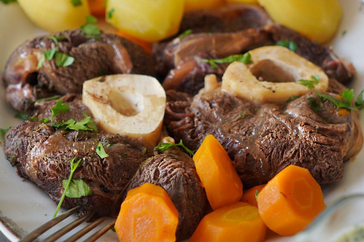 tafelspitz reteta rasol de vita cu legume reteta