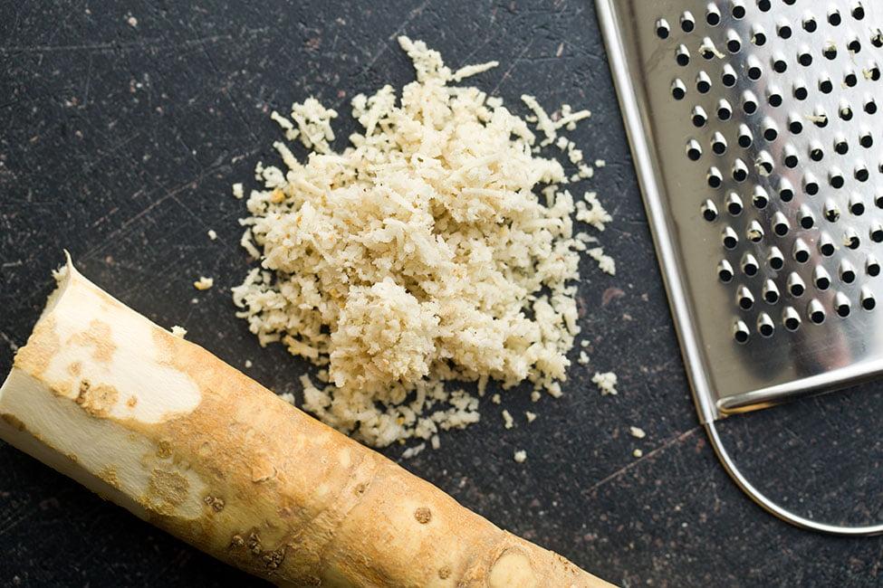 hrean cu rol conservant pentru muraturi si gust picant